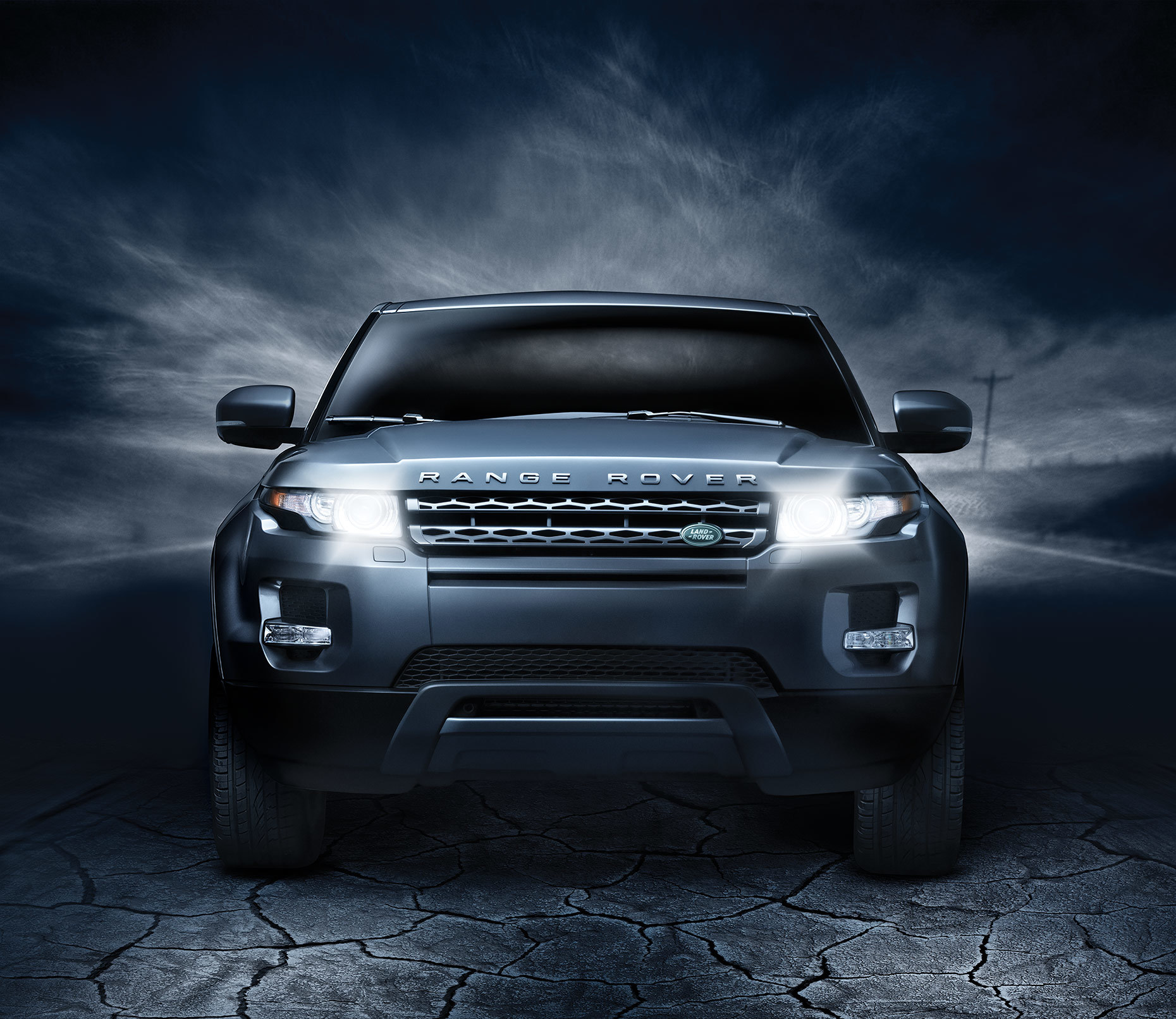 opher Nelson Photography|Land Rover|Evoque|Head On