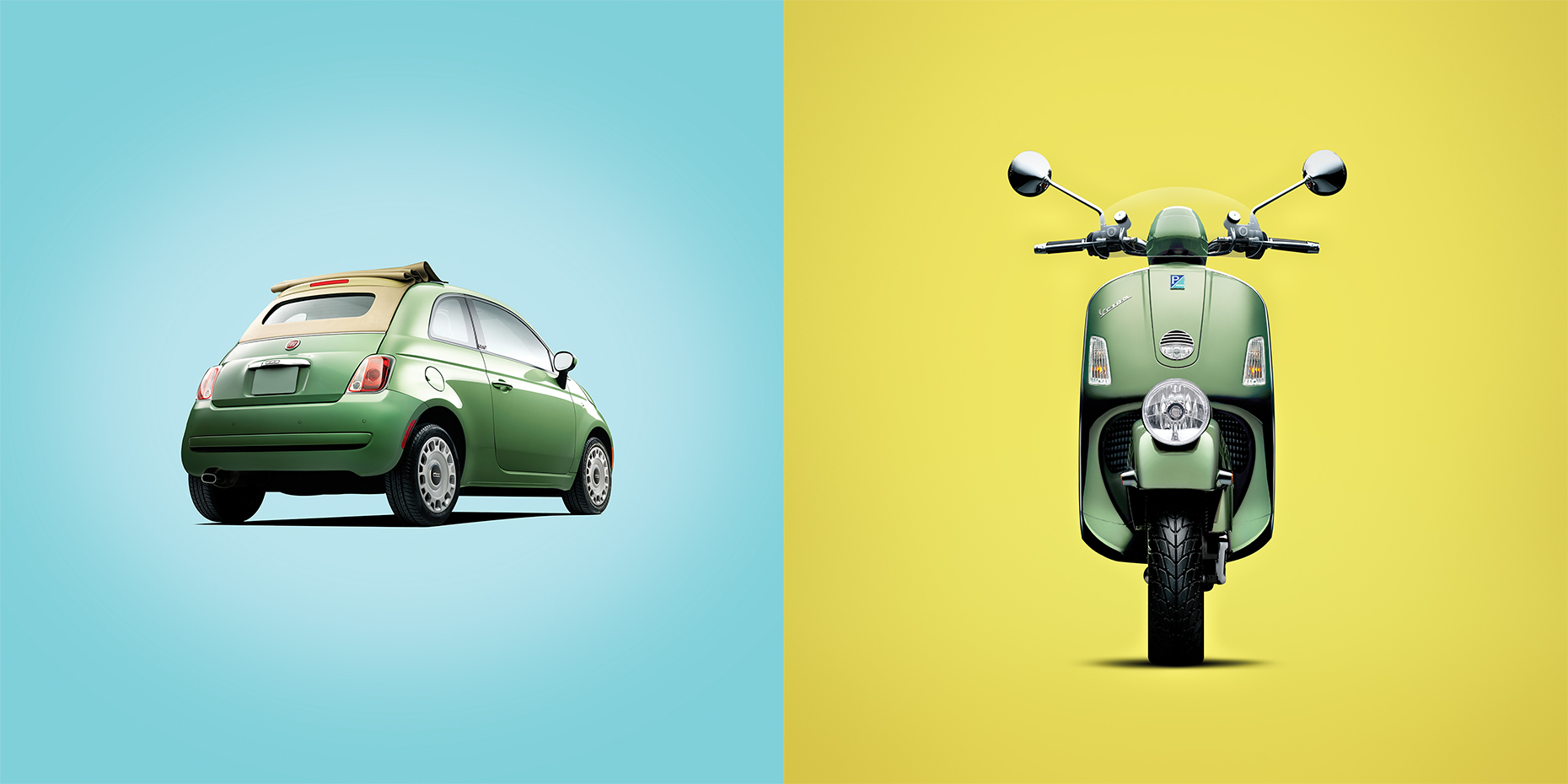 Christopher Nelson Photography|Fiat|Vespa
