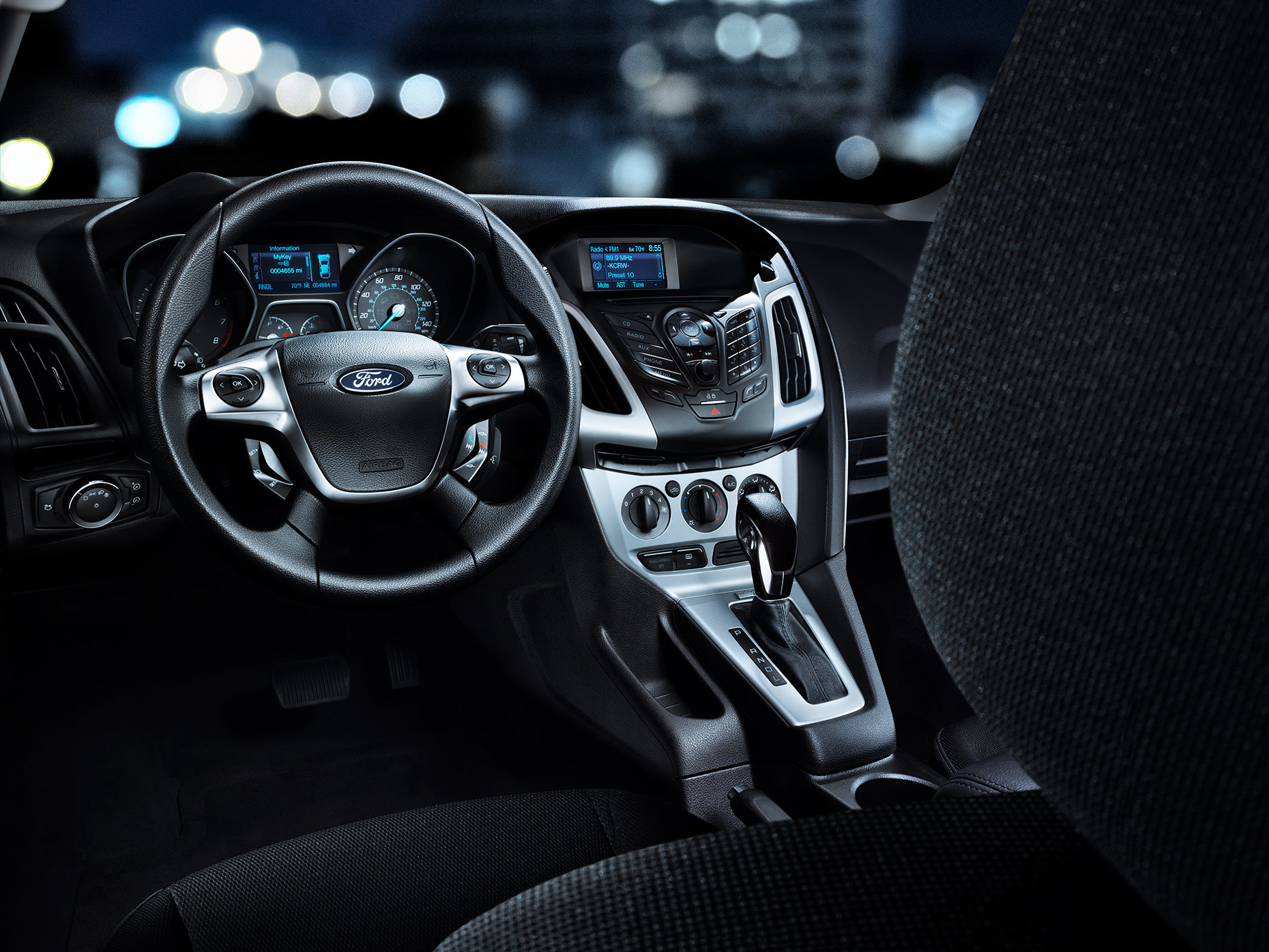 Christopher Nelson Photography|Ford|FocusIInterior