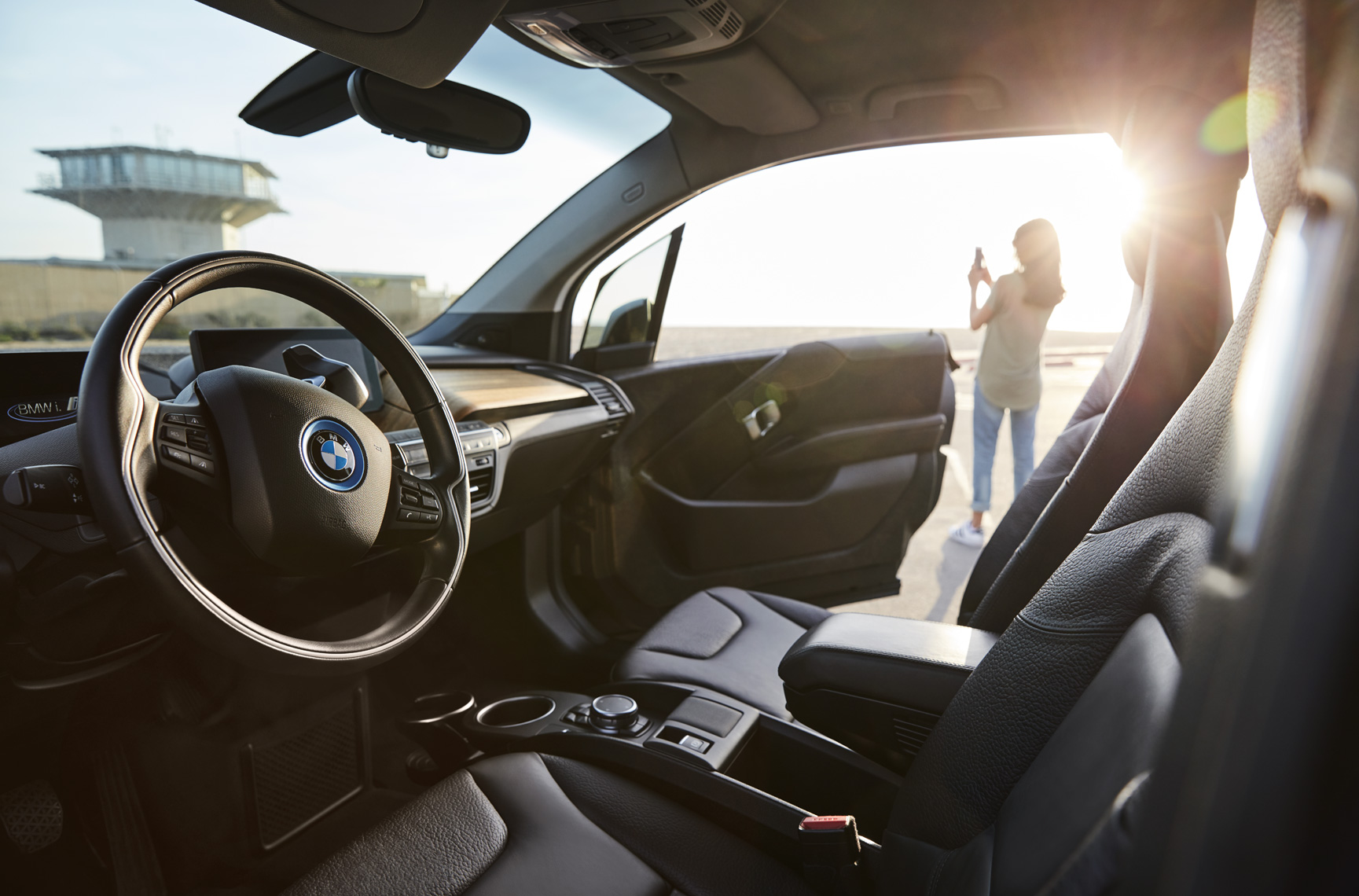 Christopher Nelson Photography|BMWi3|Lifestyle|Venice Beach
